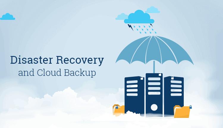 Disaster recovery based on Cloud Storagekup